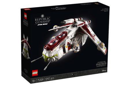 LEGO UCS Republic Gunship 75309